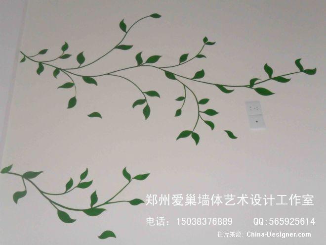 手绘墙 田园风格