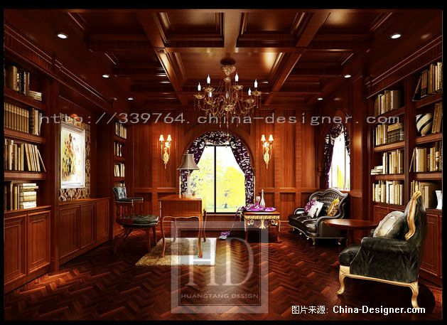 北京花盛香醍-黄堂的设计师家园-独栋别墅,欧式,200万以上,奢华