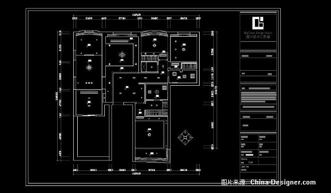 黑色电路图电脑壁纸