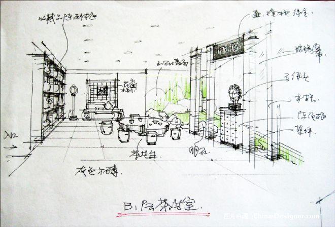 中式窗简笔画步骤