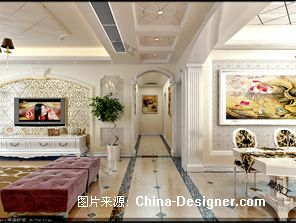 郑州家园佳园-邵增长的设计师蓝天:雕筑工设歌词设计版图片