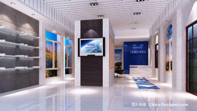 门头效果-汨罗4S店设计高清图片