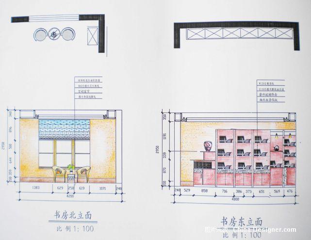 简欧式独立别墅设计-赵培佩的设计师家园:::赵培佩的
