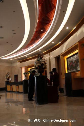 古典欧式,商务酒店,五星,奢华; 大堂服务台; 陆津【睿合室内设计】