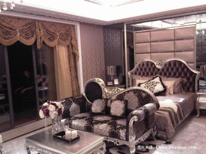 欧式豪华别墅样板房-金志强的设计师家园-第八届中国国际室内设计双年