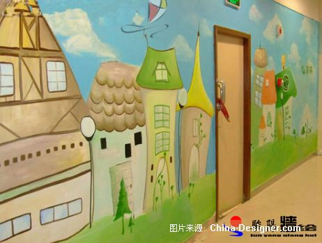 武威骏阳墙绘创意工作室的设计师家园