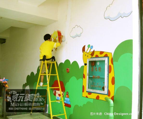 墙绘,手绘墙