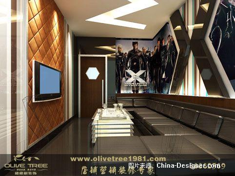 安阳龙源ktv娱乐会-郑州橄榄树装饰设计有限公司的