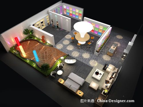 广州市月亮湾装饰设计有限公司的设计师家园