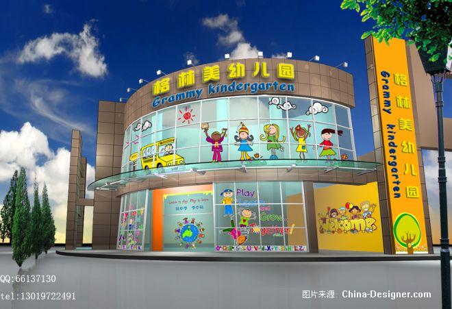 温州瑞安国际幼儿园-季卓识的设计师家园:::季卓识的