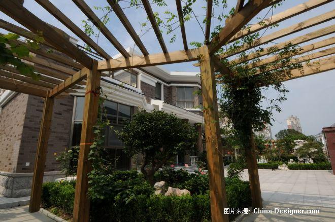 华侨花园别墅-张俊的设计师家园-欧式