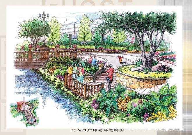 广汉-纳维亚半岛-江敏的设计师家园-欧式