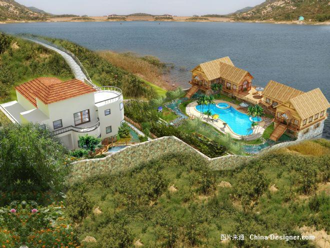 别墅游泳池设计-北京宜海游泳池设计公司的设计师家园-游泳池施工
