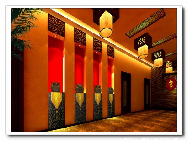 鸿喜族潘家园旗舰店-1984创意工作室的设计师家园-绚丽,足疗,养生