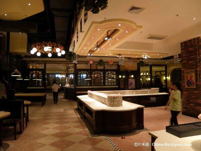 成都金汉斯啤酒烤肉嘉茂店-南国大漠的设计师家园-德式田园餐厅图片