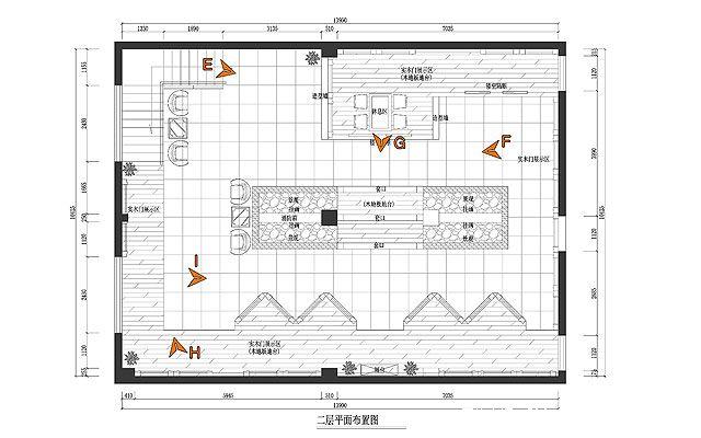 店面展示-汉驰木门淄博旗舰店展厅设计-于游的设计师家园-店面展示