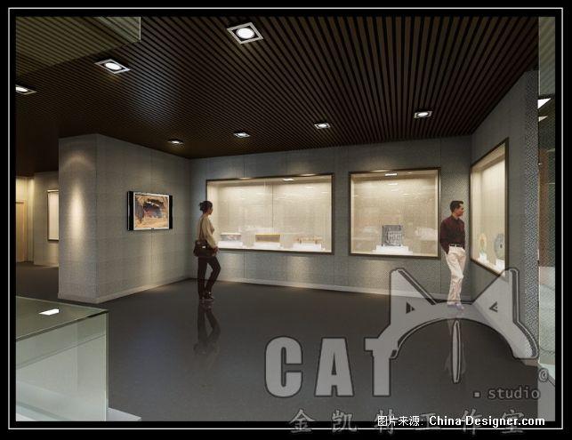 文物展馆-张云帆的设计师家园-中式图片