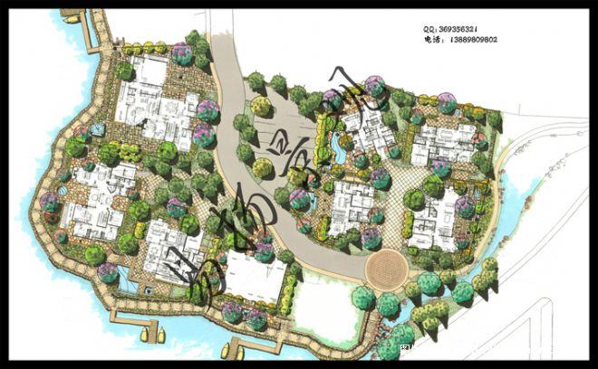 方案设计-沈阳别墅庭院设计施工的设计师家园-欧式