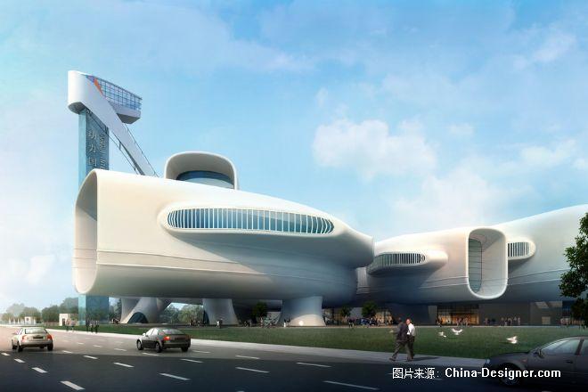 功力机械制造新工厂设计-邵红升的设计师家园-现代