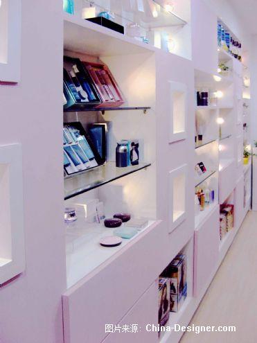 化妆品专卖店-徐力的设计师家园:徐力室内设计学平面设计入门做什么?图片