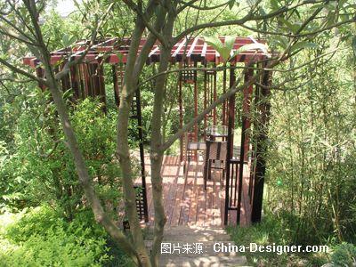 养生林园艺工程有限公司的设计师家园-现代中式别墅花园庭院景观绿化