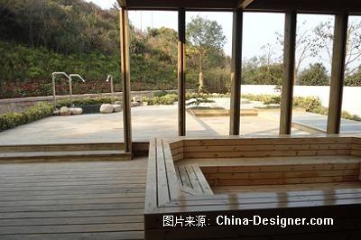 宁波温泉木屋-上海臻源木结构设计工程有限公司的