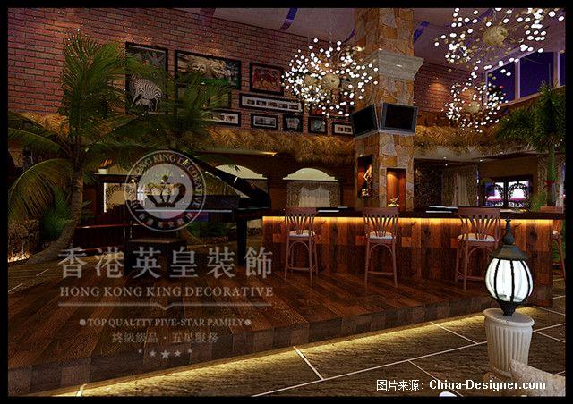 郑州啡闻咖啡装修设计全套效果图-朱迎祥的设计师家园-美式,田园风格图片