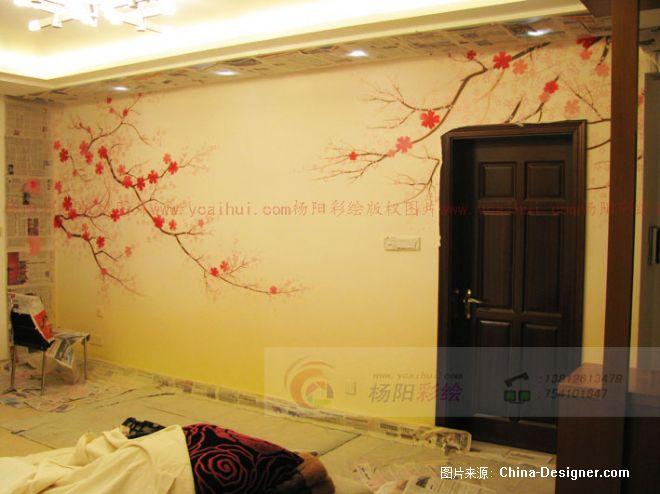 常州手绘墙|常州墙体-杨阳的设计师家园:::无锡手绘墙