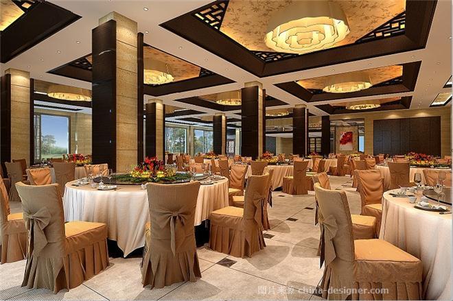 宜宾江北临港区 太阳岛酒店-唐盛的设计师家园-中式,100间以下