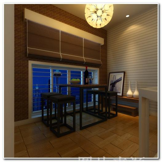 50平住宅改樓中樓設計-蘭敏華的設計師家園-復式