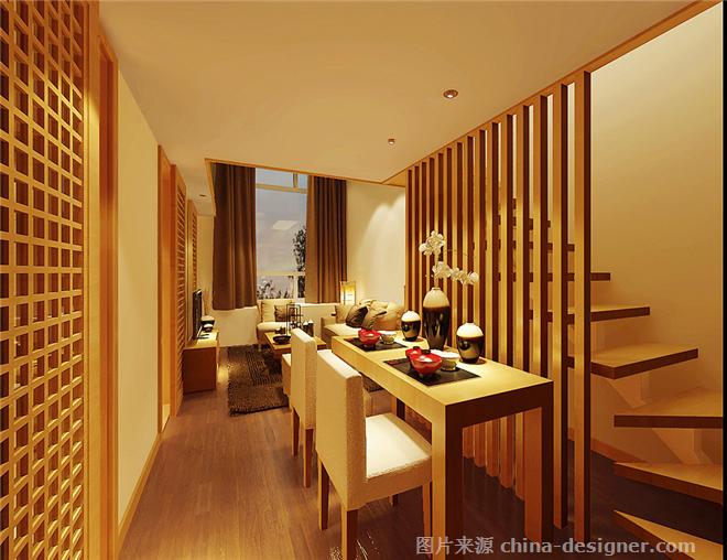 1235房-任清泉的设计师家园-现代简约,复式,小户型图片