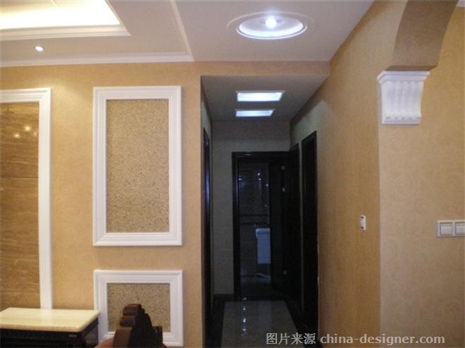 万安山峰-蔡晓波的设计师家园-现代欧式