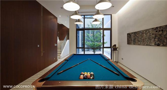 丽丰集团棕榈彩虹花园别墅样板房-广州共生形态工程设计有限公司的