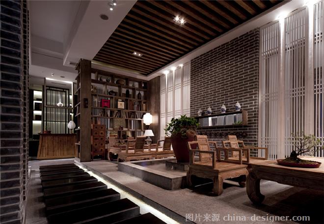 观茶大全天下-许建国的设计师茶室:许抄报的设画手建国版面设计图家园图片