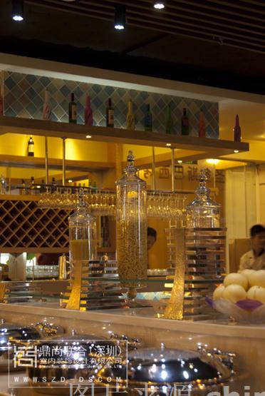 深圳西餐厅_深圳雨花西餐厅_西餐厅平面图