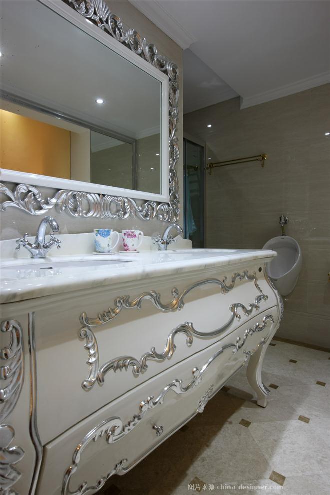 小资情怀-刘柳的设计师家园-欧式,现代,联排别墅