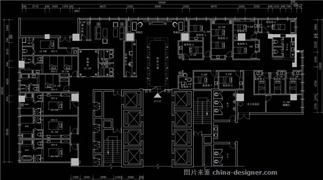 A、与同类竞争性物业相比,作品独有的设计策划、市场定位: 琦品SPA私佳美场是重庆琦品美业针对高端白领休闲美容 B、与同类竞争性物业相比,作品在环境风格上的设计创新点: SPA美体于一身的综合性机构。本案处于繁华的商业步行街,并且项目本身也置身于一栋高端写字楼中,所以设计最初的想法就是想在喧哗的闹市中寻得一块心灵的静地,能与现代都市的这种生活及工作节奏形成强烈的反差,即静与动的关系 C、与同类竞争性物业相比,作品在空间布局上的设计创新点: 在设计风格上,运用现代与东南亚风情相融合的手法,从而创造