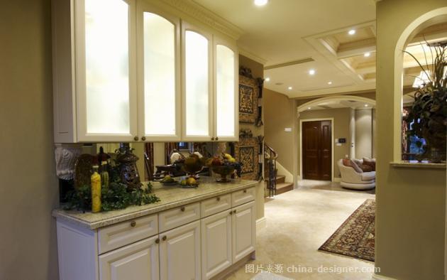 龙湖山庄欧式别墅装修效果图-林传波的设计师家园-北欧风格,现代欧式