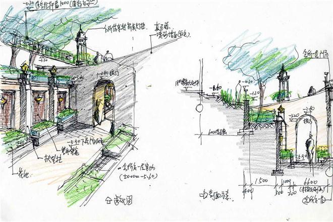 北京紫檀-黄河的设计师家园-别墅样板间