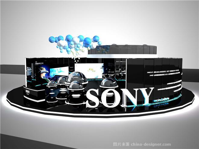 索尼展示设计-杨文静的设计师咖啡:杨文静国外家园海报设计图片
