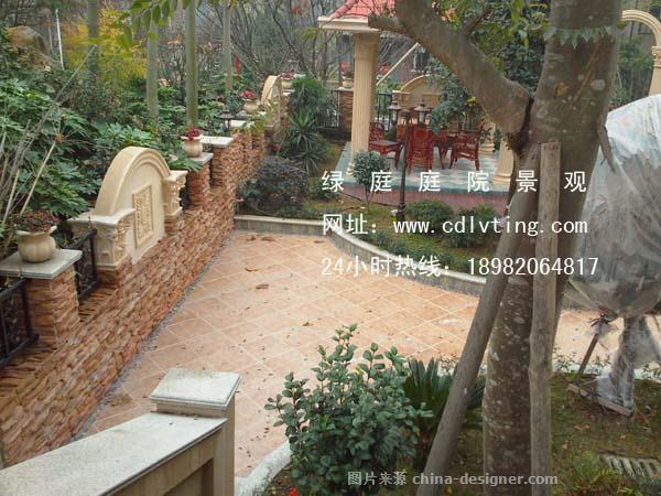 成都别墅花园设计,成都私家花园设计,成都屋顶花园设计,成都阳台花园