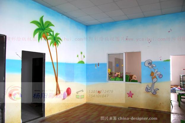 苏州幼儿园手绘墙