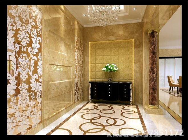 镇新古典装修-北京龙发装饰成都分公司的设计师家园-古典欧式,客厅