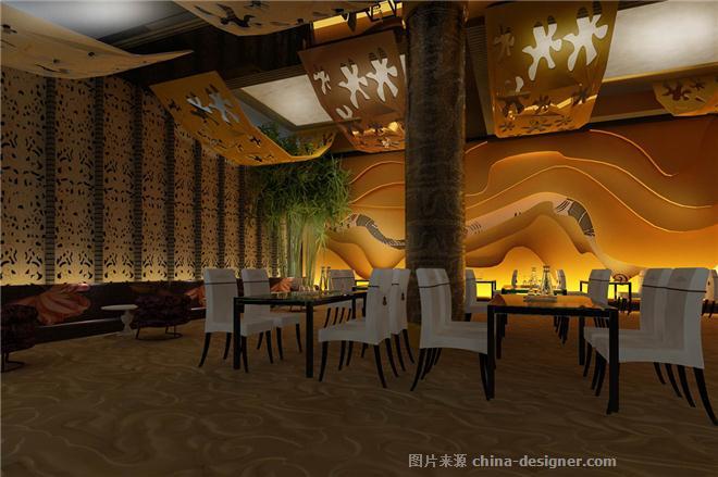会所-大连御图腾装饰设计有限公司的设计师家园-新中式,中餐厅/中餐馆