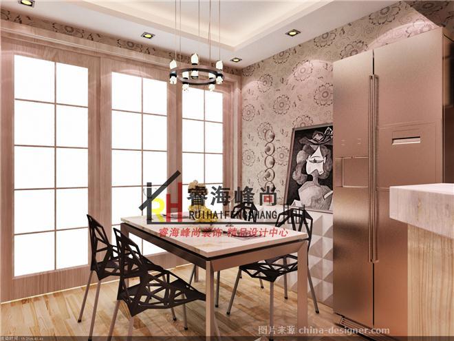 丽水家园蓝天网站间-霍传茂的设计师样板:霍传花的viv家园家装图片