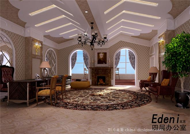 观澜会所-杨雁彬的设计师家园-现代欧式,休闲会所