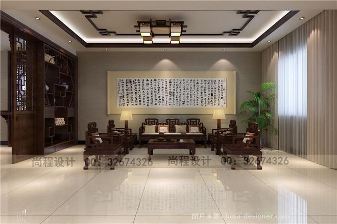 中式领导办公室图片