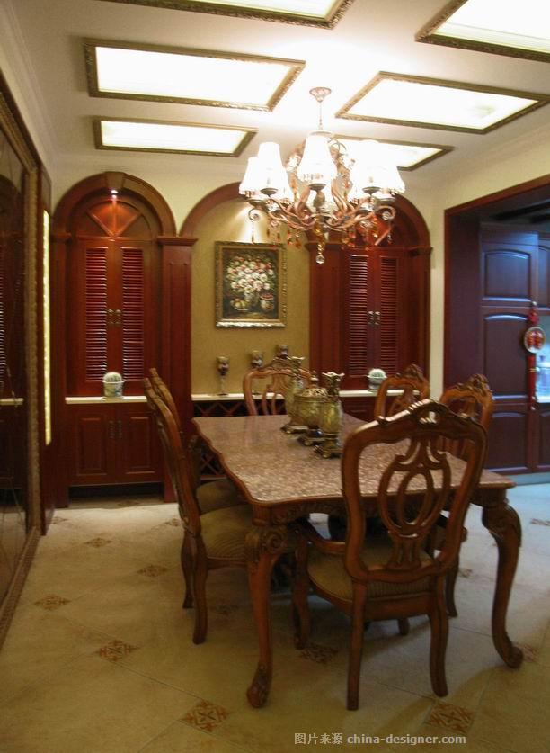 室内设计家园(别墅)-陈小科的设计师实景:大胃图片世界我的别墅图片