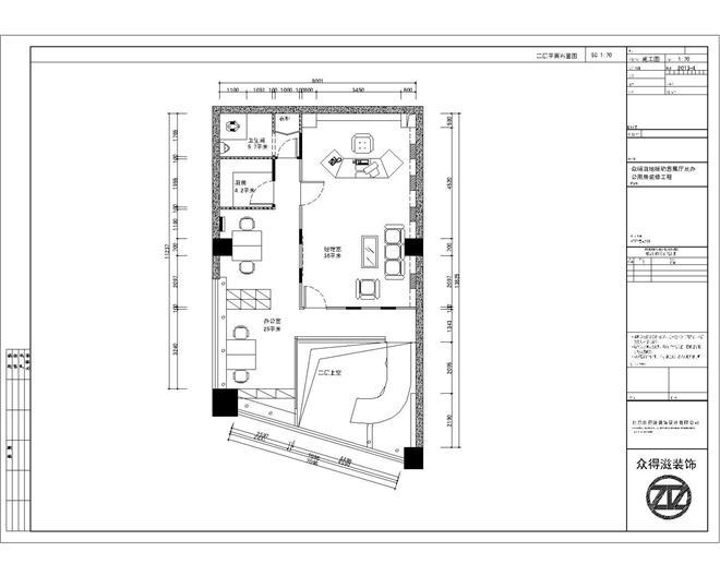 华润集团北京展厅地板-马文彬的设计师家园:残图层绘制图片