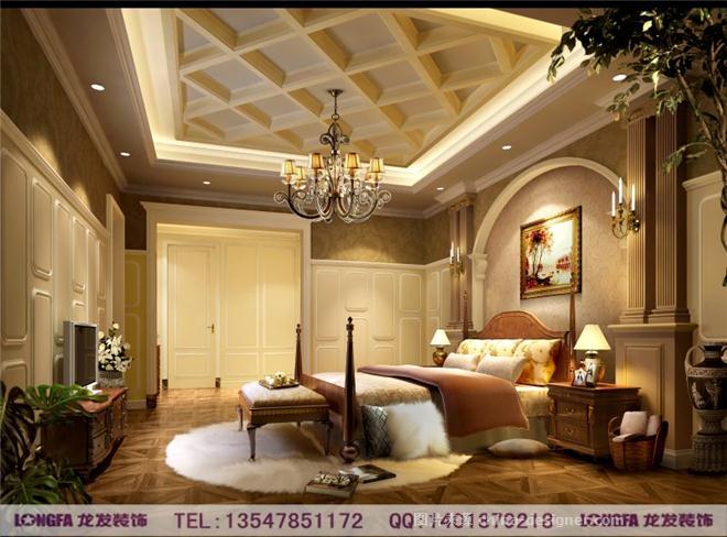 樂山別墅裝修 樂山別墅歐式裝修-北京龍發裝飾成都分